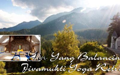 Yin Yang Balancing Jivamukti Yoga Retreat 08. – 15. April 2018