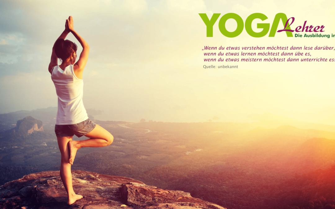 Infoabende – Yogalehrer/innen  Ausbildung 18/19