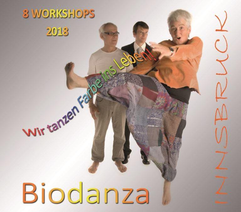 """""""Wir tanzen Farbe ins Leben!"""" – Biodanza"""